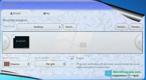 Скриншот программы Starter для Windows 10