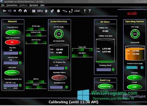 Скриншот программы Spotlight для Windows 10