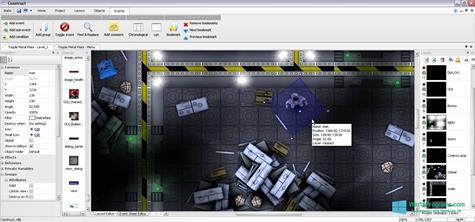 Скриншот программы Construct Classic для Windows 10