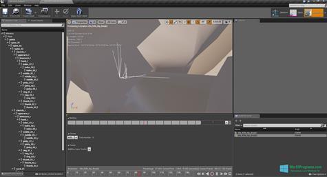 Скриншот программы MakeHuman для Windows 10