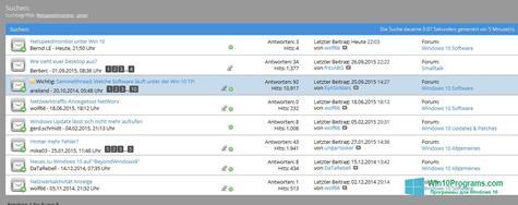 Скриншот программы NetSpeedMonitor для Windows 10
