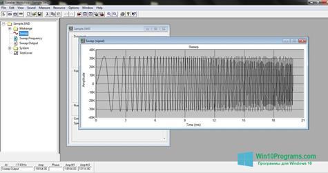 Скриншот программы Speaker для Windows 10