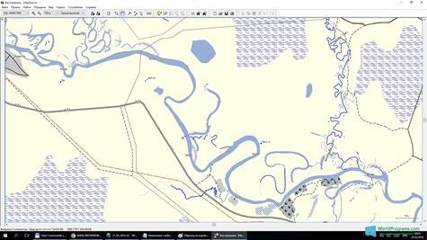 Скриншот программы MapSource для Windows 10