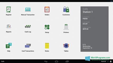 Скриншот программы Clover для Windows 10