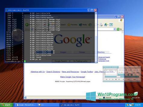 Скриншот программы Vitrite для Windows 10