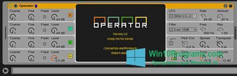 Скриншот программы OperaTor для Windows 10