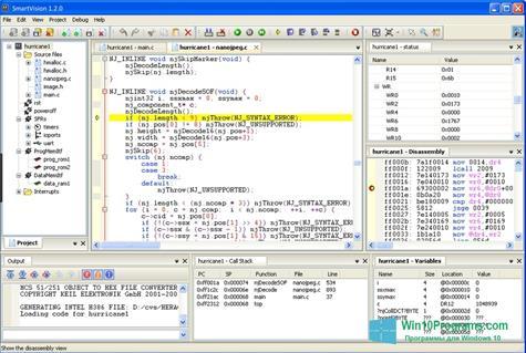 Скриншот программы S.M.A.R.T. vision для Windows 10